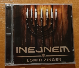 "Płyta CD     ""Lomir Zingen"" (CD-disc)"